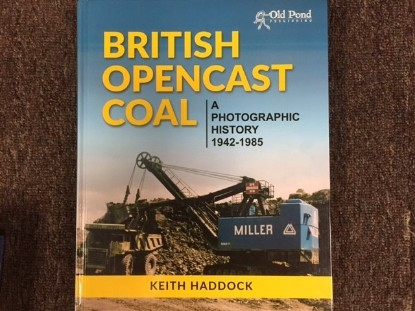 Picture of British Opencast Coal A Photographic History
