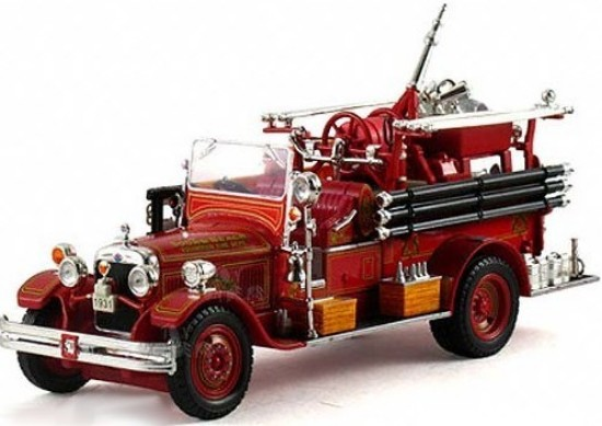 Picture of 1931 Seagrave Fire Truck- Sound Beach Fire Dept