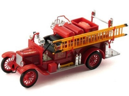 Picture of 1926 Ford Model T fire Truck Pumper - red