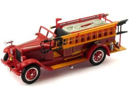 Picture of 1928 Reo Fire Truck Pumper - Red