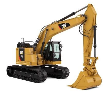 Picture of Caterpillar 335F L CR track excavator