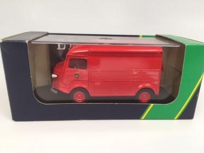 Picture of Citroen fire van