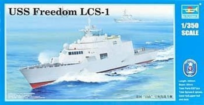 Picture of USS Freedom LCS-1 Navy Ship