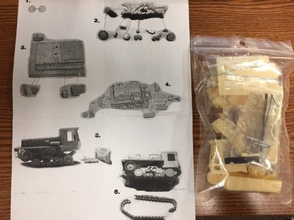 Picture of M105 Deuce  dozer kit
