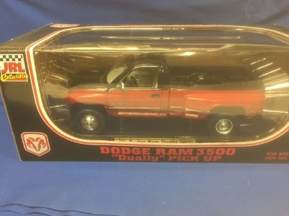 Picture of 1995 Dodge Ram Dually 3500 Pickup Truck - (Red/Black