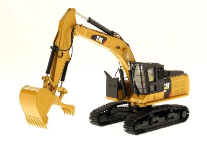 Picture of Caterpillar 568GF forestry machine