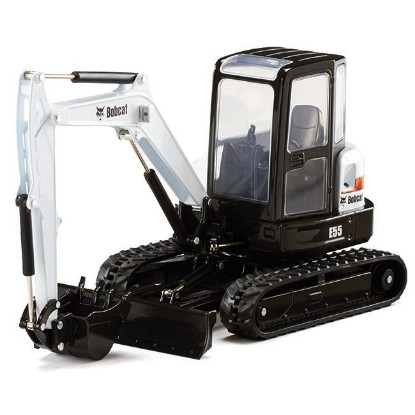 Picture of Bobcat E55 track excavator