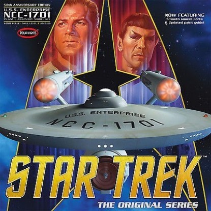 Picture of Star Trek- U.S.S. Enterprise NCC-1701 - 50th Anniversary