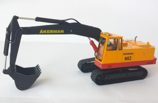 Picture of Akerman H12 Track Excavator