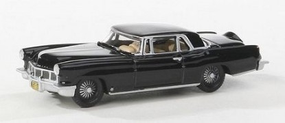 Picture of 1956 Continental MkII - Presidential Black