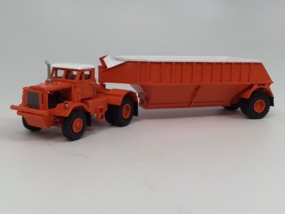 Picture of KW Dart 50 BDT aticulated bottom dump truck