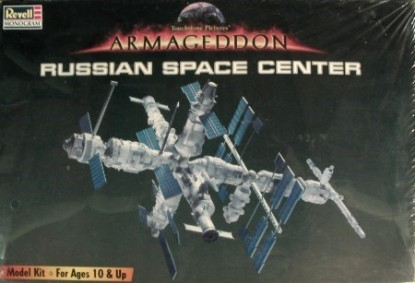 Picture of Armageddon Russian Space Center Kit