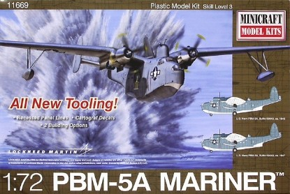Picture of PBM-5A Mariner (2 marking options)