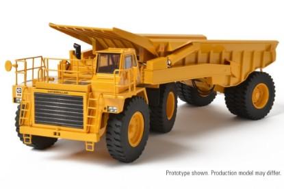 Picture of Caterpillar 776 + RD160 Atlas rear dump trailer