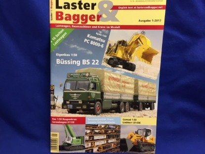 Picture of Laster & Bagger 1-2017 German- English download
