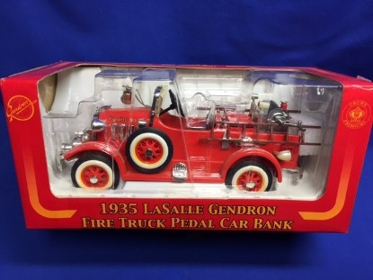 Picture of Lasalle Gendron 1935 fire truck
