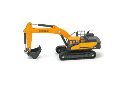 Picture of Hyundai HX520L 3 track excavator