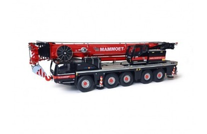 Picture of Demag AC250-5 truck crane MAMMOET