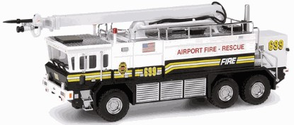 Picture of Code 3 Airport Fire Rescue truck
