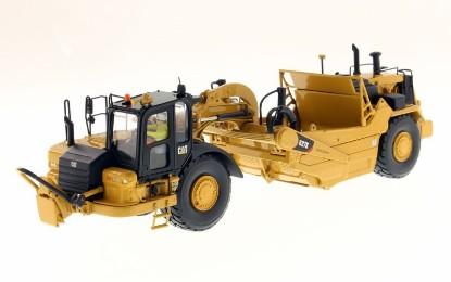 Picture of Caterpillar 627K scraper