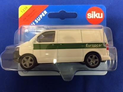Picture of VW van EUROPACAR