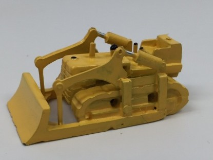 Picture of International dozer with Bucyrus blade