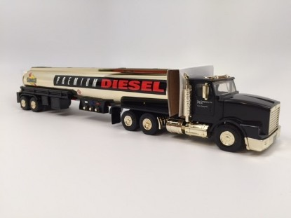 Picture of 1998 Sunoco Talking Tanker Truck (5th in Series) Gold