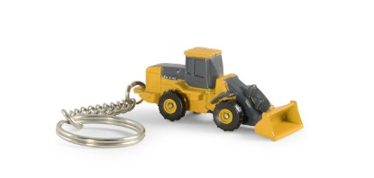 Picture of Deere wheel loader Key Chain