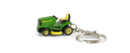 Picture of John Deere riding mower Key Chain