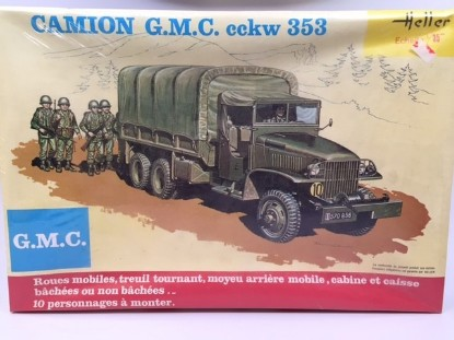 Picture of GMC CCKW 353 transport