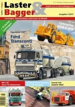 Picture of Laster & Bagger 2-2017 German- English download