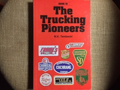Picture of The Trucking Pioneers  book IV