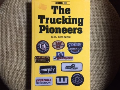 Picture of The Trucking Pioneers  book III