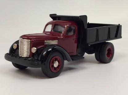 Picture of International KB-12 dump truck  1947