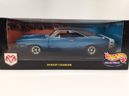 Picture of 1969 Dodge Charger - blue