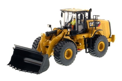 Picture of Caterpillar 966M wheel loader