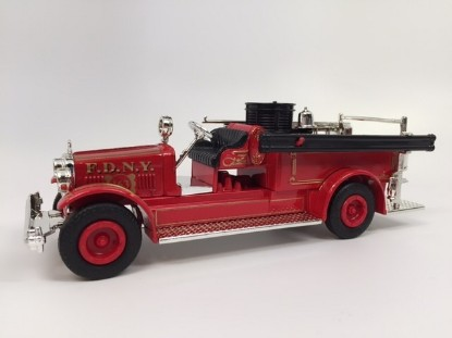 Picture of 1926 Seagrave fire truck NY FIRE DEPT