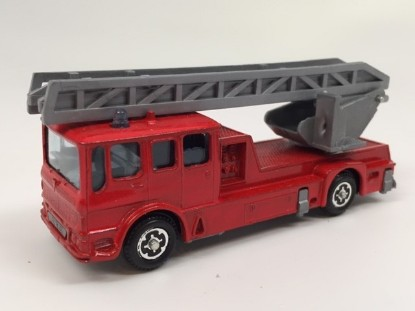 Picture of AEC Merryweather Fire ladder truck