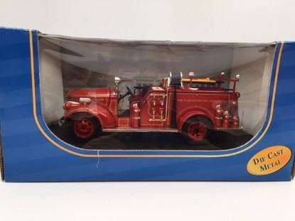 Picture of GMC 1941 fire pumper GMC PLANT PROTECTION DETROIT