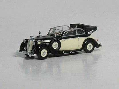 Picture of 1939 Horch (Audi) 930V Cabriolet , black & ivory