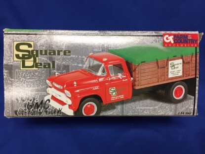 Picture of 1958 GMC grain Truck - SQUARE DEAL