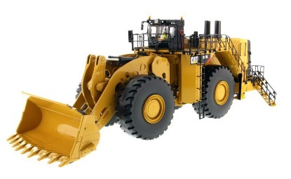 Picture of Caterpillar 994K wheel loader with rock bucket