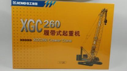 Picture of XCMG XGC260 crawler crane