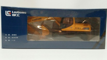 Picture of Liugong 922D track excavator