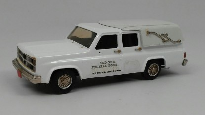 Picture of Chevrolet C10 Suburban hearse SEDONA