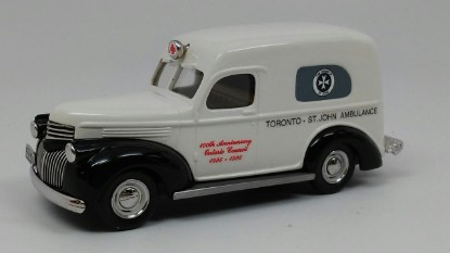 Picture of 1941 Chevrolet raised roof ST JOHN AMBUALNCE