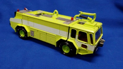 Picture of Emergency-One airport fire truck