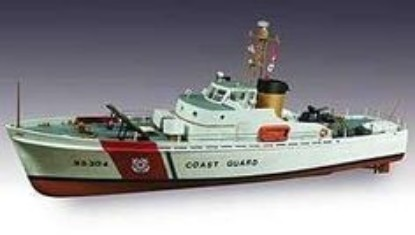 Picture of Coast Guard patrol boat