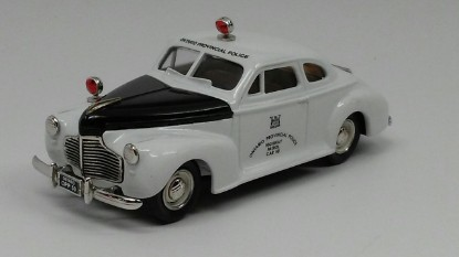 Picture of 1941 Chevrolet police  ONTARIO PROVINCIAL POLICE