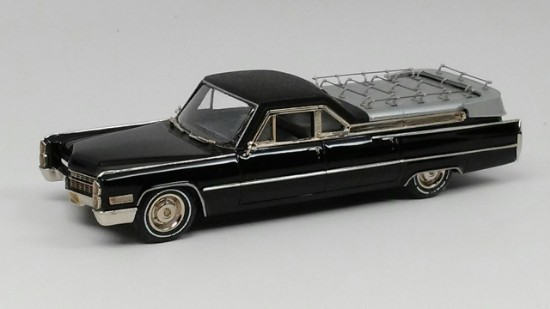 Picture of 1966 Cadillac flower car - Black